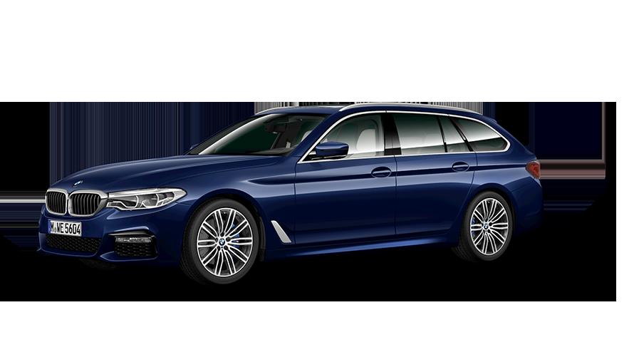 BMW serii 5 | Nowoczesne samochody sportowe | BMW Polska